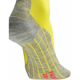 Falke RU4 Chaussettes de running Homme, sulfur